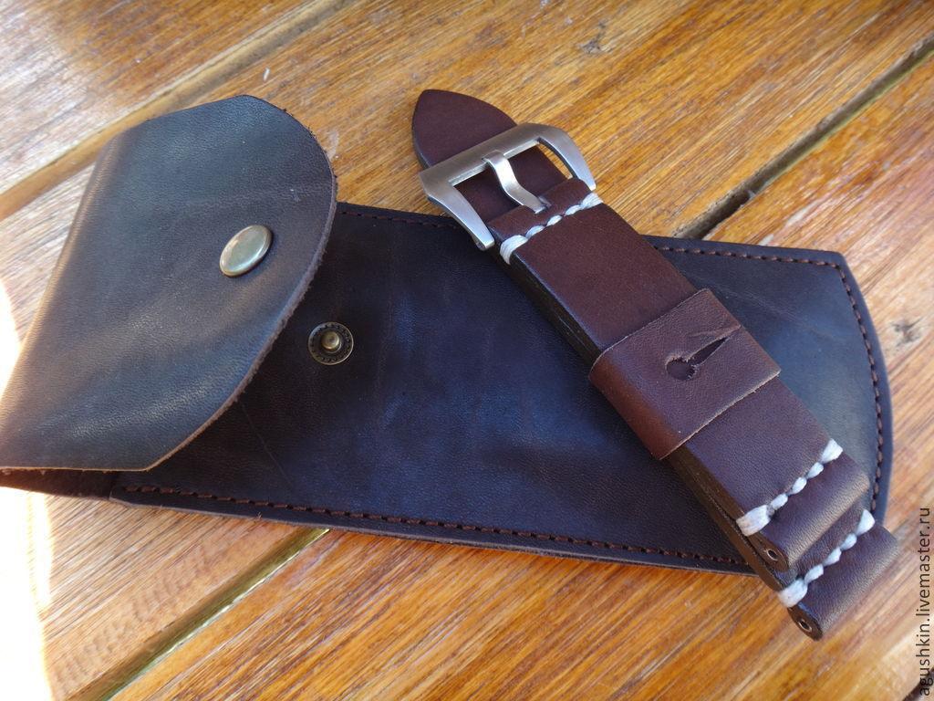Часовые ремешки из кожи Купить кожаные ремешки в