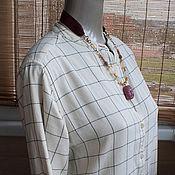 """Украшения handmade. Livemaster - original item necklace """"I love Buddha. Also I know precisely - Buddha loves me"""". Handmade."""