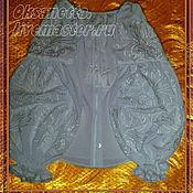 """Одежда ручной работы. Ярмарка Мастеров - ручная работа Блуза вышиванка """"Ажурные вензеля """". Handmade."""