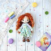 Куклы и пупсы ручной работы. Ярмарка Мастеров - ручная работа Рыжая кукла, Рыжуля. Handmade.
