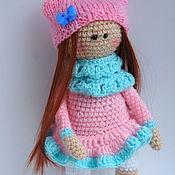 Куклы и игрушки ручной работы. Ярмарка Мастеров - ручная работа Кукла-бусинка. Handmade.