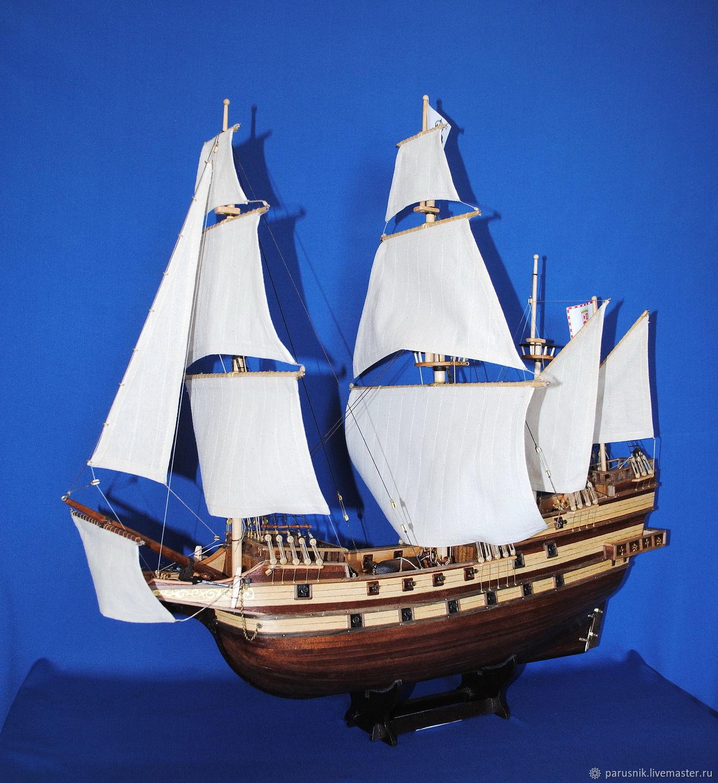 Модель Английского Галеона HMS Revenge, Модели, Москва,  Фото №1