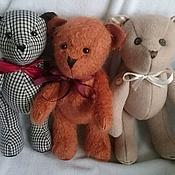 Куклы и игрушки ручной работы. Ярмарка Мастеров - ручная работа Три медведя. Handmade.