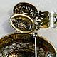 Винтажные украшения. Раритет HAR  Коллекционный комплект. Vintage luxury. Ярмарка Мастеров. Стильный подарок, хрусталь
