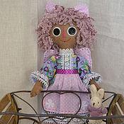 Куклы и игрушки ручной работы. Ярмарка Мастеров - ручная работа Примитив Обнимашка. Handmade.