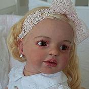 Куклы и игрушки ручной работы. Ярмарка Мастеров - ручная работа Pollyanna. Set doll Anna Lucia from Regina Swialkowski. Handmade.