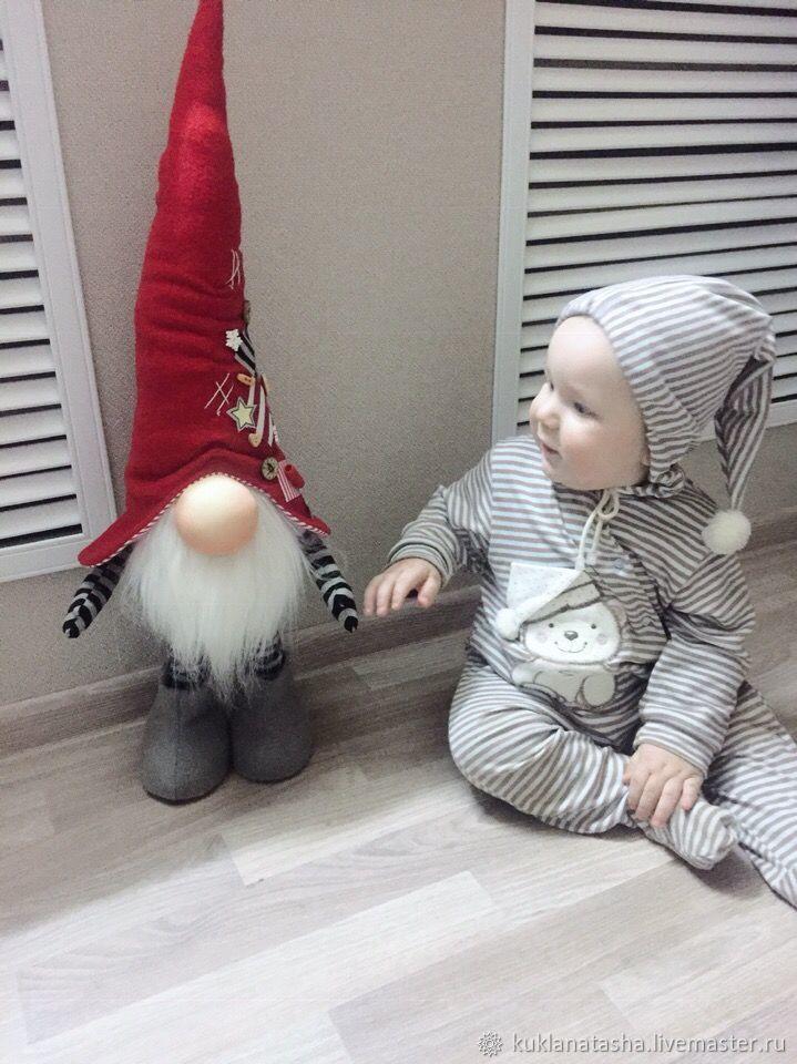 Гном, Мягкие игрушки, Майкоп,  Фото №1