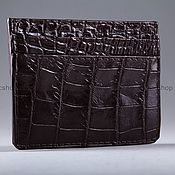 Сумки и аксессуары handmade. Livemaster - original item Cardholders crocodile IMA0135K44. Handmade.