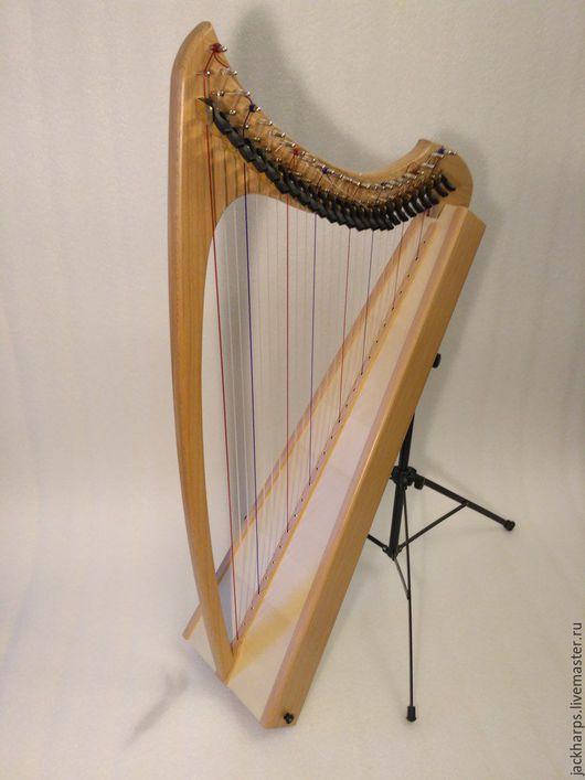 Мастерская музыкальных инструментов Евгения Казенкова `Jack Harps`