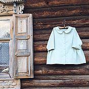Одежда ручной работы. Ярмарка Мастеров - ручная работа Блуза бохо. Handmade.