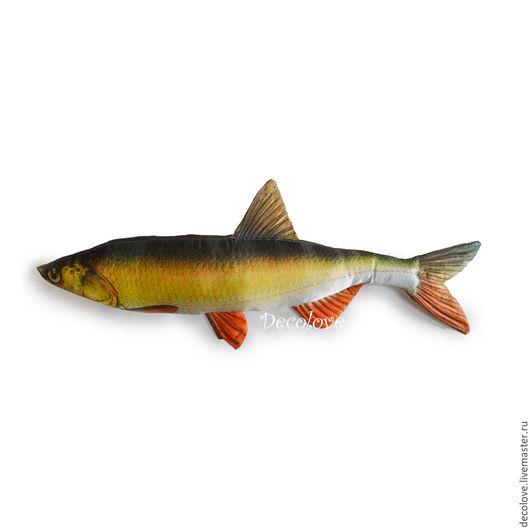 Подарки для мужчин, ручной работы. Ярмарка Мастеров - ручная работа. Купить Рыба Язь подарок мужчине на день рождения, подарок мужу рыбаку рыболов. Handmade.