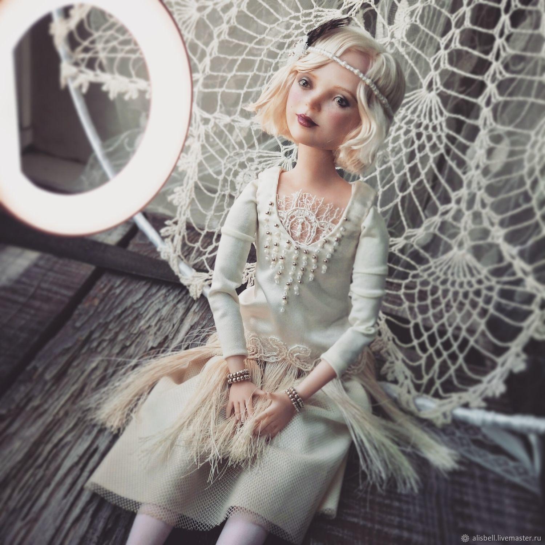 Дейзи (будуарная коллекционная кукла), Куклы и пупсы, Барнаул,  Фото №1