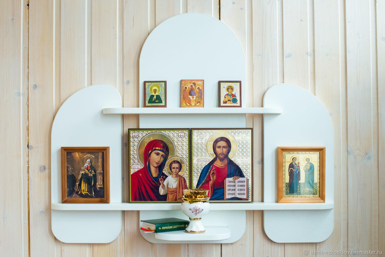 Полка для икон, Полки, Мытищи,  Фото №1