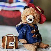 Куклы и игрушки ручной работы. Ярмарка Мастеров - ручная работа мини Падди. Paddi mini. Коллекционный мишка тедди. Handmade.