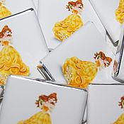 Подарки к праздникам ручной работы. Ярмарка Мастеров - ручная работа Princess Bell..Бонбоньерки на детский ДР. Handmade.