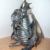 Куклы и игрушки handmade. Livemaster - original item Dragon new year.. Handmade.