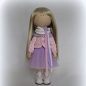 Куклы и игрушки handmade. Livemaster - original item Interior Textile Doll Is The Author`s Baby.. Handmade.