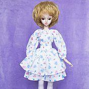 Куклы и игрушки ручной работы. Ярмарка Мастеров - ручная работа Комплект одежды для куклы Звезда подиума. Handmade.