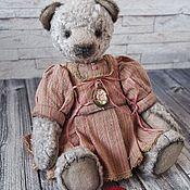 Мишки Тедди ручной работы. Ярмарка Мастеров - ручная работа Мишка тедди Шарлотта. Handmade.