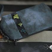 """Сумки и аксессуары ручной работы. Ярмарка Мастеров - ручная работа Косметичка - сумочка """"Summer Butterfly"""". Handmade."""