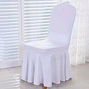 Аксессуары ручной работы. Ярмарка Мастеров - ручная работа Чехлы на стулья универсальные. Handmade.