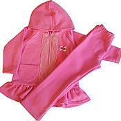 Одежда ручной работы. Ярмарка Мастеров - ручная работа Костюм для девочки. Handmade.