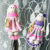 Spoons handmade. Livemaster - original item Baby spoon with Rabbit personalized. Handmade.