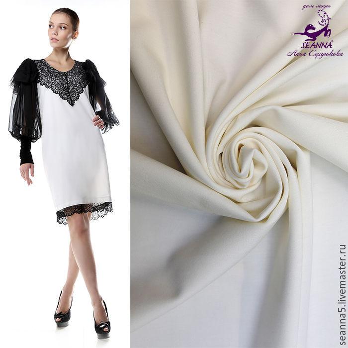 Как сшить платье с плотного трикотажа