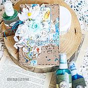 Открытки ручной работы. Ярмарка Мастеров - ручная работа Морская открытка (на любой случай). Handmade.