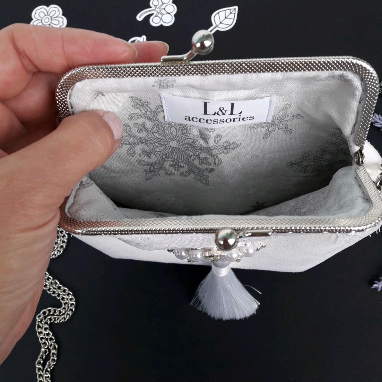 как сшить фото белой свадебной сумочки хотя девушки