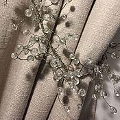 Для дома и интерьера handmade. Livemaster - original item Magnetic pick - up for curtains
