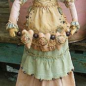 """Куклы и игрушки ручной работы. Ярмарка Мастеров - ручная работа По мотивам   """" Ангел с тремя сердцами"""".... Handmade."""