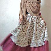 Одежда handmade. Livemaster - original item Skirt No. №3 Natalia. Handmade.