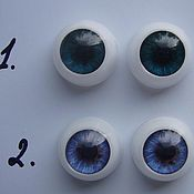Материалы для творчества handmade. Livemaster - original item Eye 14 mm. Handmade.