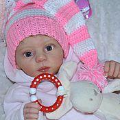 Куклы и игрушки ручной работы. Ярмарка Мастеров - ручная работа кукла реборн Аленушка. Handmade.