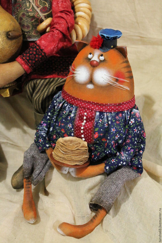 Как сшить куклу на самовар своими руками