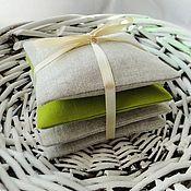 Для дома и интерьера ручной работы. Ярмарка Мастеров - ручная работа Ароматическое саше с натуральной мятой. Handmade.