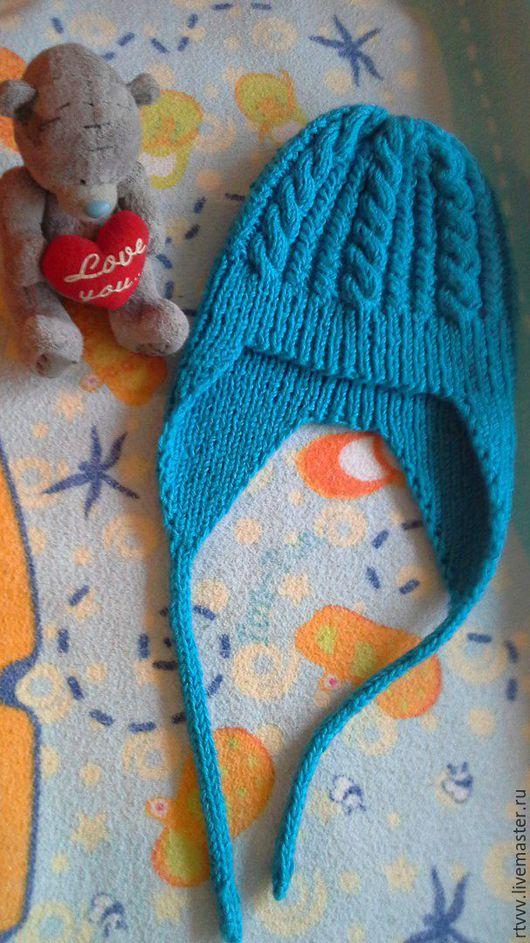 Шапки и шарфы ручной работы. Ярмарка Мастеров - ручная работа. Купить шапка для мальчика. Handmade. Шапка для ребенка, шапка для девочки