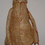 Куклы и игрушки ручной работы. Ярмарка Мастеров - ручная работа Лисенок Гриша. Handmade.