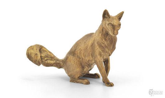 Статуэтки ручной работы. Ярмарка Мастеров - ручная работа. Купить Ангорская кошка. Handmade. Кошка, кошечка, статуэтки из металла, скульптура