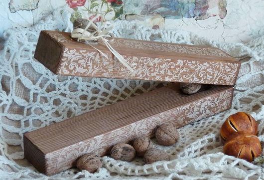 Кухня ручной работы. Ярмарка Мастеров - ручная работа. Купить Орехокол.. Handmade. Орех, орешек, деревянный, кантри, рустикальный стиль