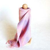 """Аксессуары ручной работы. Ярмарка Мастеров - ручная работа -25% Тканый шарф """"Рассвет-закат"""" Шарф. Handmade."""