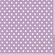 Декупаж и роспись ручной работы. Ярмарка Мастеров - ручная работа. Купить Мелкий горох на сиреневом (SLOG023104) - салфетка для декупажа. Handmade.