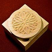 Для дома и интерьера ручной работы. Ярмарка Мастеров - ручная работа Солонка из дуба / ясеня. Handmade.