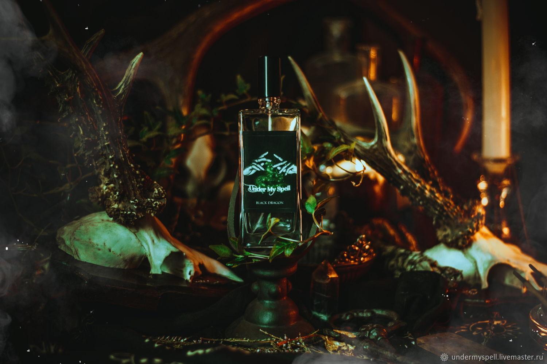 BLACK DRAGON (Черный дракон), Духи, Калининград,  Фото №1