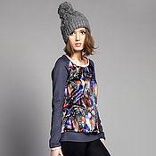 Одежда handmade. Livemaster - original item sweatshirt. Handmade.