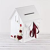 Свадебный салон handmade. Livemaster - original item House for cash gifts