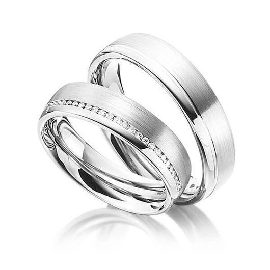 Свадебные украшения ручной работы. Ярмарка Мастеров - ручная работа. Купить Обручальные кольца Grand 47-043 NEW. Handmade.