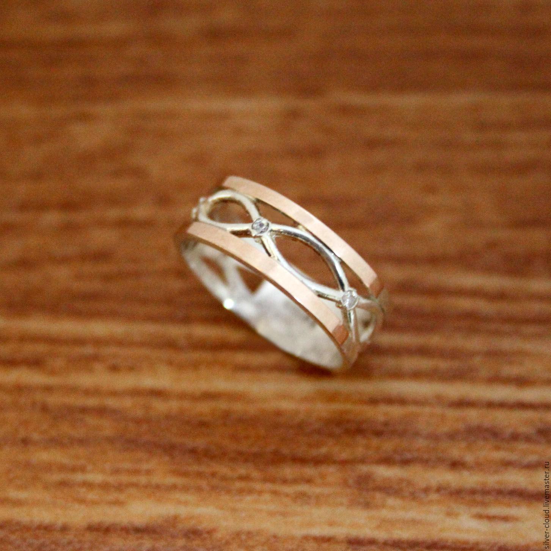 Как сделать серебрянные кольца