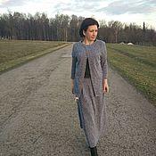 Одежда handmade. Livemaster - original item The floor-length skirt. Suit jacket with skirt.. Handmade.